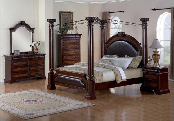 2999 Bedroom Set The Brick Canopy Bedroom Sets Classic
