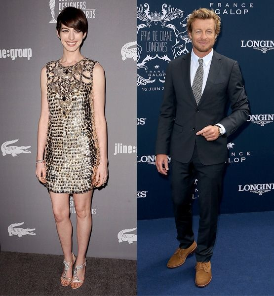 Anne Hathaway Boyfriend: Most Stylish Kisses From Film And TV-Andie & Christian