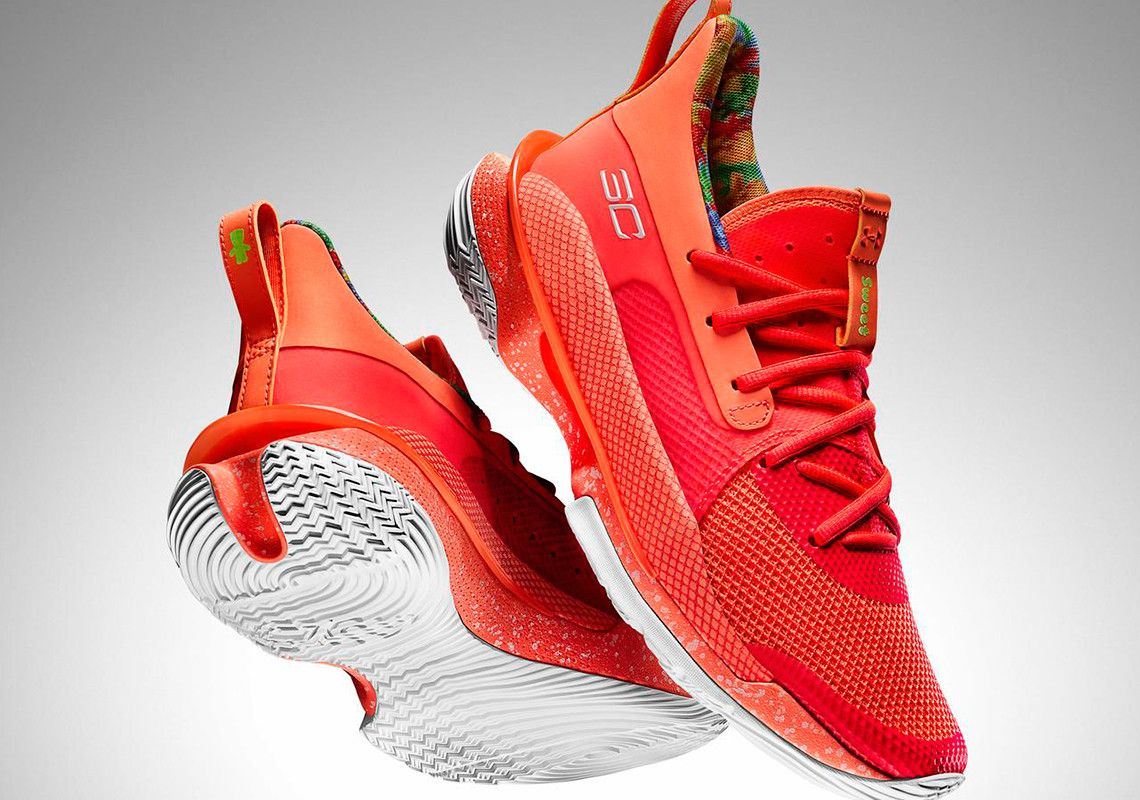 Sour Patch Kids UA Curry 7 - Release