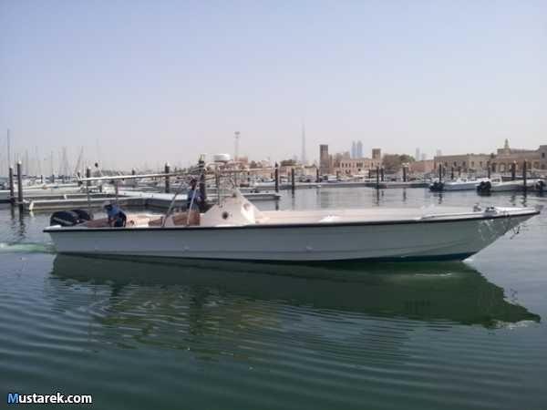 شركة اليخوت الفخمة للرحلات البحرية والألعاب المائية تقدم أجمل العروض أحجز رحلة صيد سمك لمدة 3ساعات وحصل على ساعة مجانا مع معدا Boat Fishing Boats Luxury Yachts