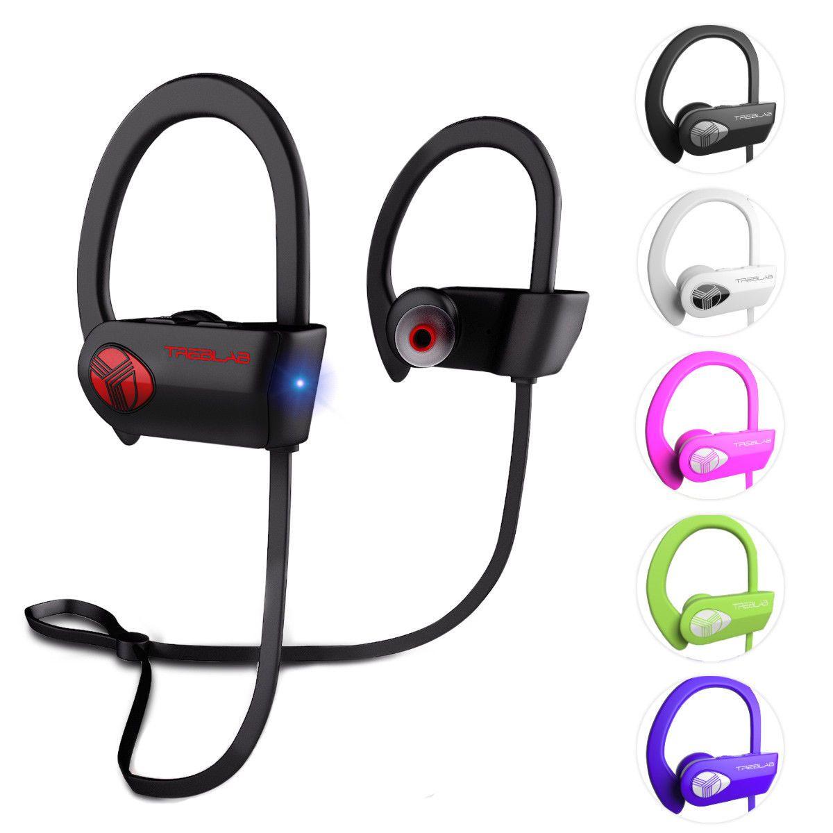 Details about TREBLAB XR500 Bluetooth Headphones Best