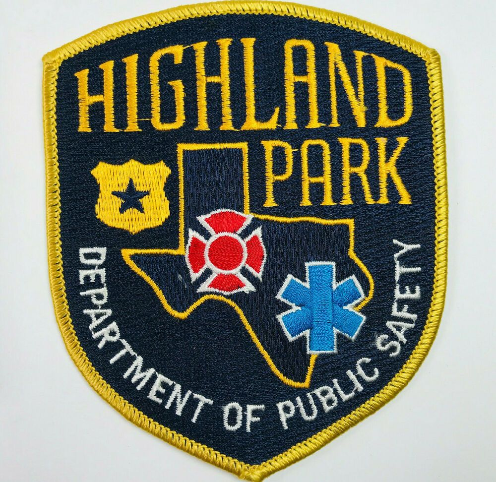Highland Park Department of Public Safety Police Fire EMS