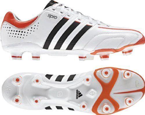 buy online 4075a 95cf0 Adidas - Adipure 11Pro Trx Fg Mens Shoes In Running White Black Highenerg  adidas.  124.95