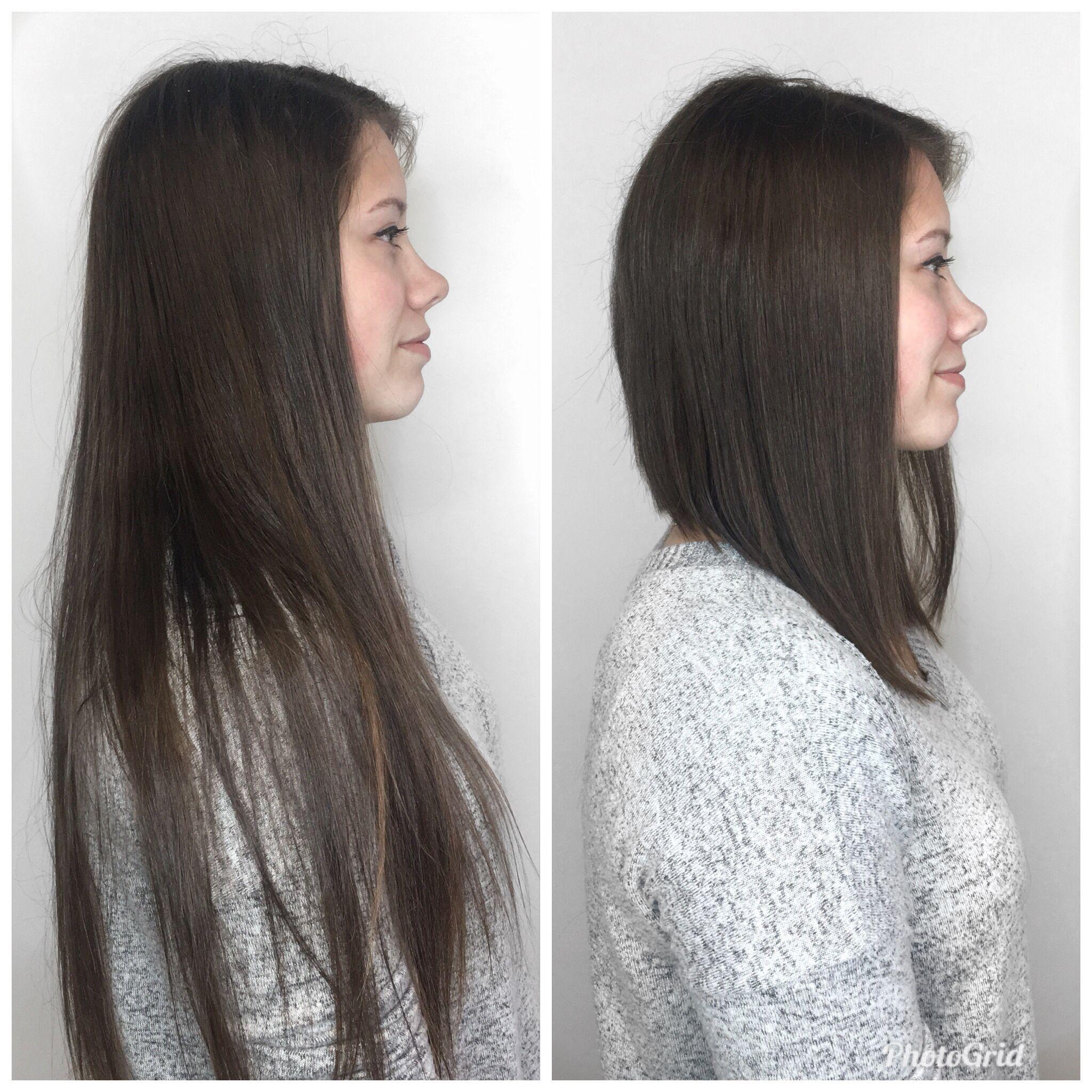 Snip Snip Aline Haircuts Pretty Hairstyles Long Aline Haircut