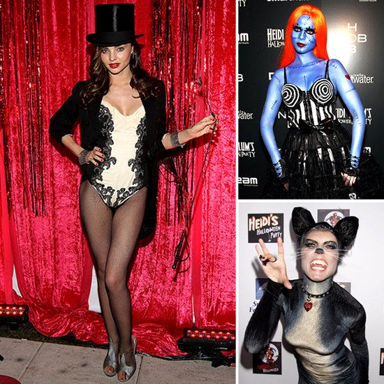 90 cute crazy and creepy celebrity halloween costumes - Halloween Costumes Parties