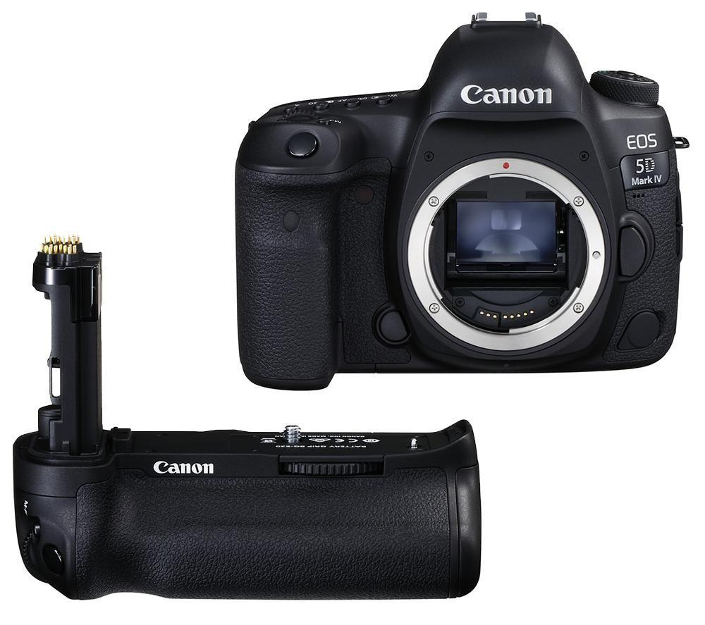 Canon Eos 5d Mark Iv Dslr Camera Bg E20 Battery Grip Bundle System Camera Dslr Camera Dslr