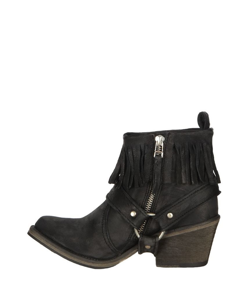 Womens Soda Alum Women's Stylish New Arrival Buckle Strap Dress Ankle Bootie Sale Outlet Size 36
