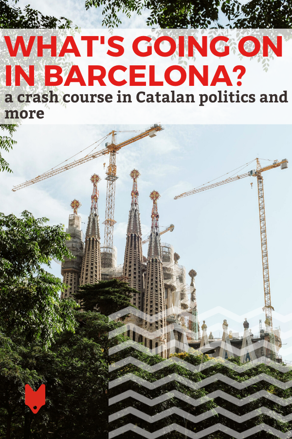 The Barcelona protests have captured the world's attention over the past few weeks. We met up with Devour Barcelona Operations Manager Owen in Plaça Catalunya, one of the most beautiful squares in the city, to learn more about the current situation—and why Barcelona still deserves a place on your itinerary. #Barcelona