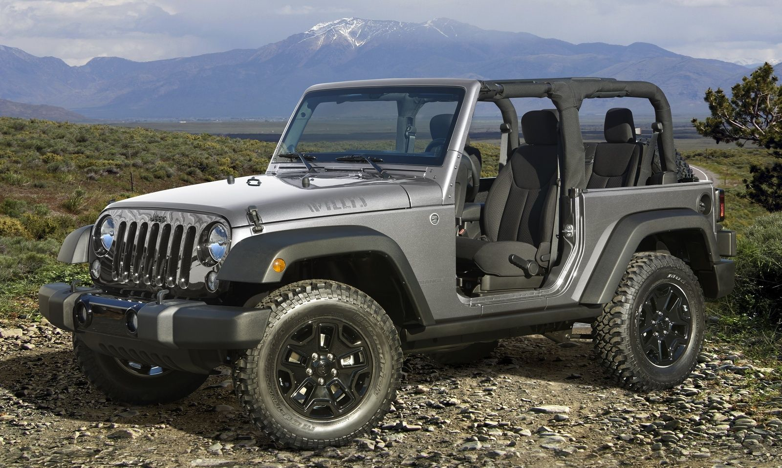 #Jeep Changes Its Mind About All Aluminum Wrangler