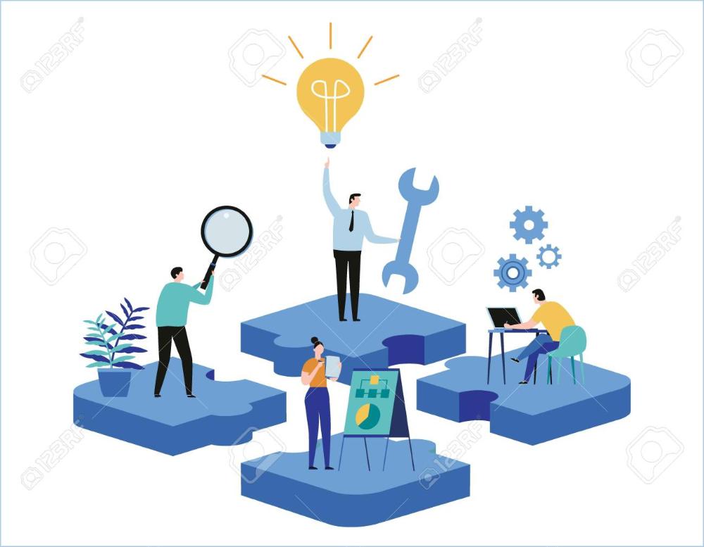 Problem Solving Illustration Google Search Web Design Trends Web Design Innovation Award