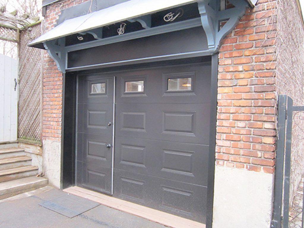 Pedestrian Door Specialized Door Within A Garage Door Door Doctor Garage Door Styles Garage Doors Garage Door Types