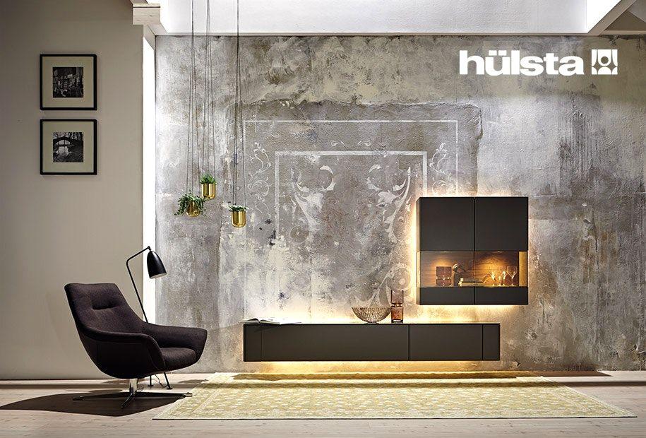 Elegant Bezaubernde Inspiration Wohnzimmer Schrankwand Hülsta Und Luxus Hülsta  Markenshop Mit BestPreis Garantie