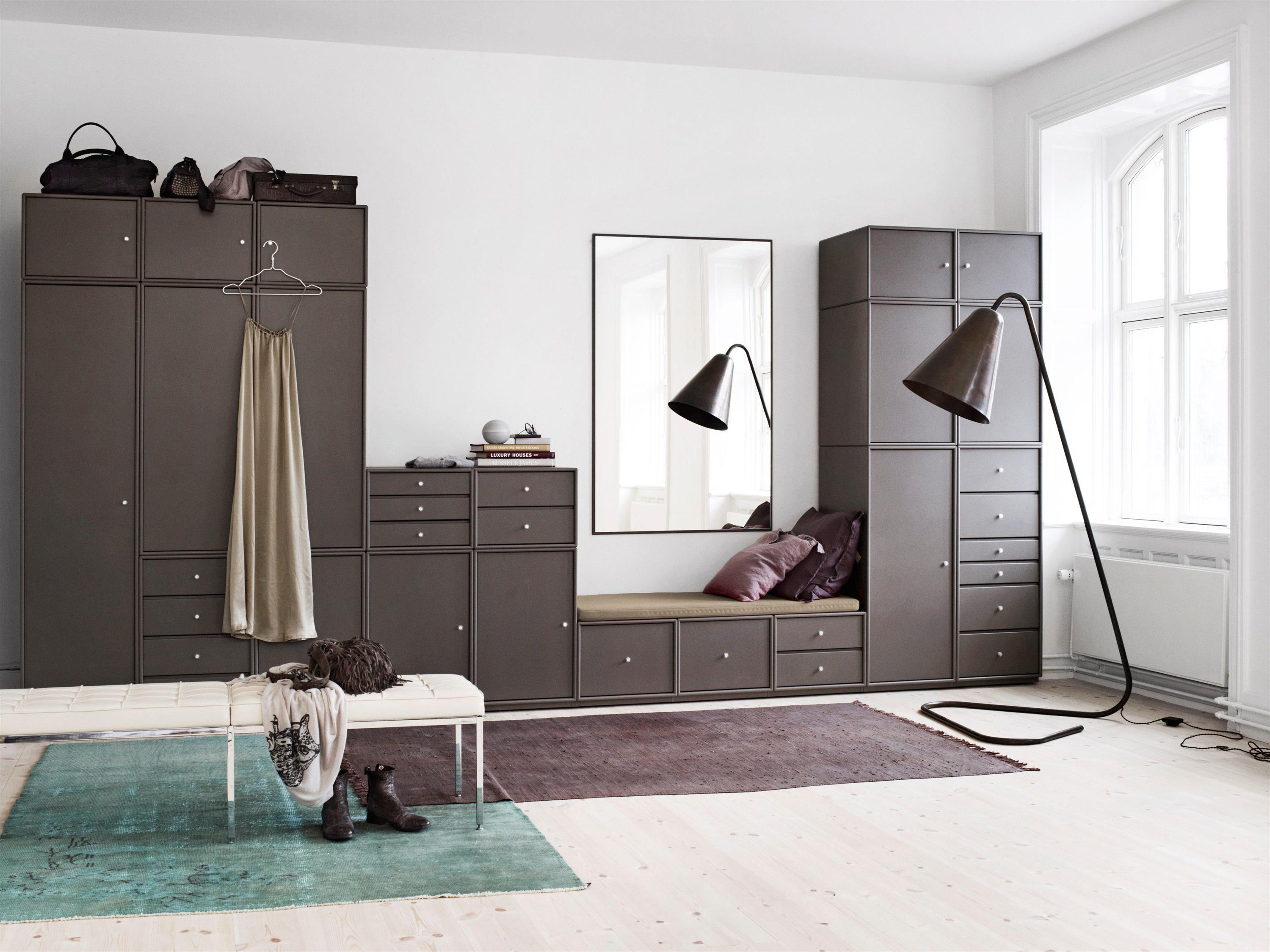 Montana Wardrobe Application Example Designer Cabinets From