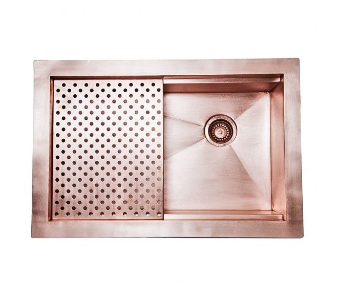 RedSmith Living Edition™ Copper Sink 33\