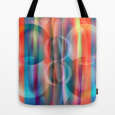 Bubblegum Tote Bag by Christine baessler - $22.00