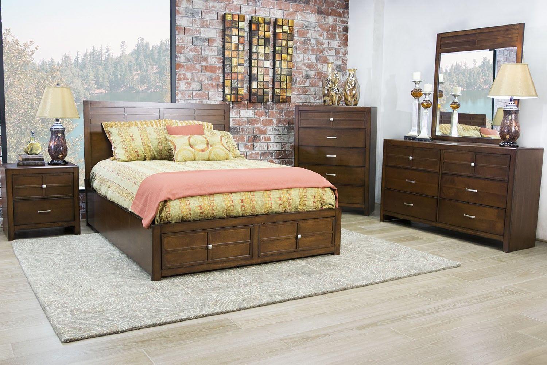 Kensington Bedroom - Bedroom  Mor Furniture for Less  Bedroom