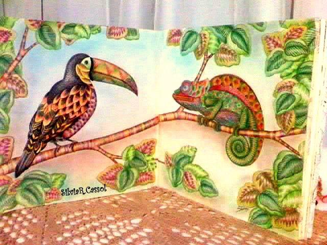 Animal Kingdom Millie Marotta ColouringAdult ColoringColoring BooksAnimal