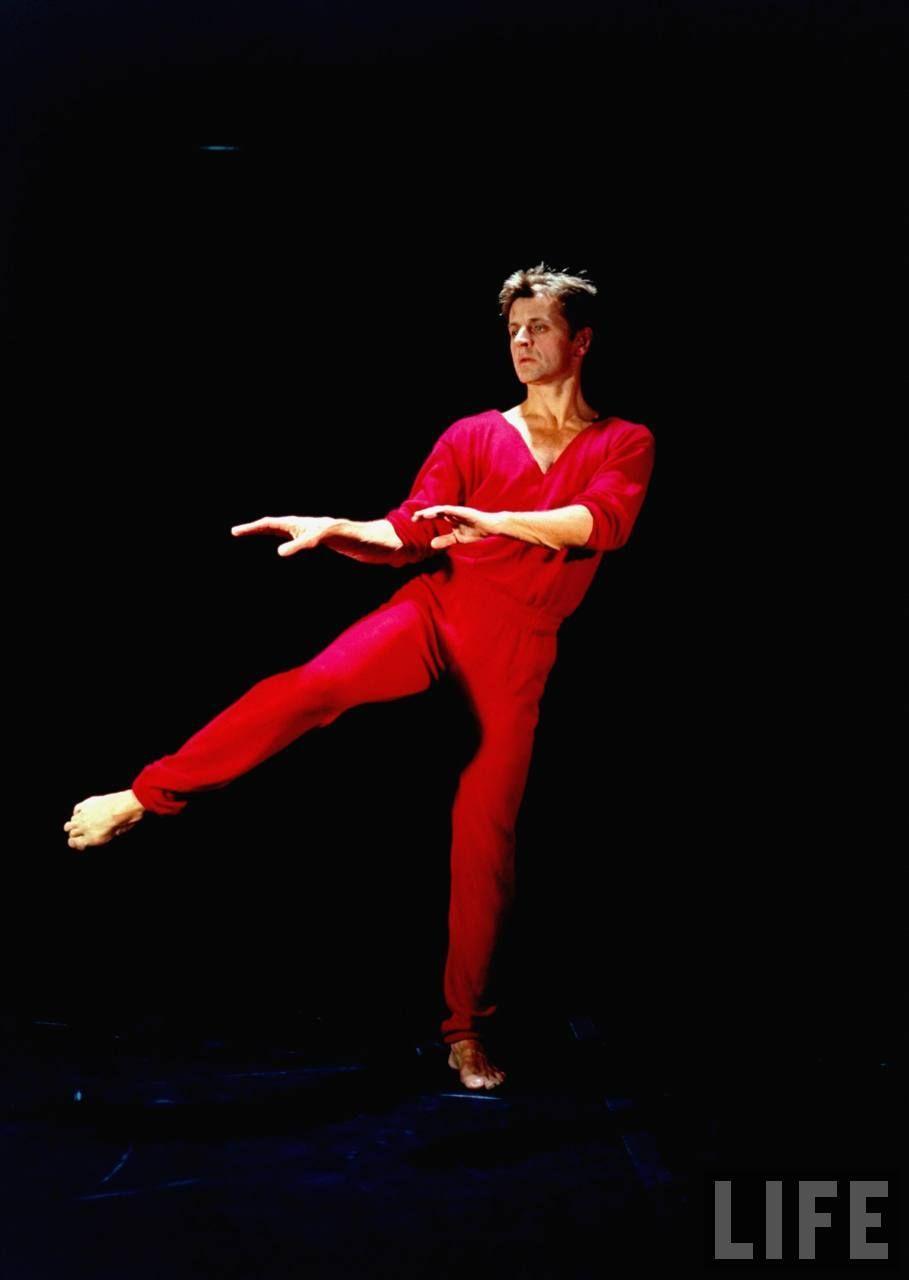 Merce Cunningham, Duets - American Ballet Theatre