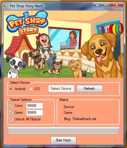 Pet Shop Story Hack Cheat Tool Free Coins Gems All Objects In 2020 Shop Story Pet Shop Pets