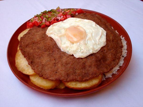 BOLIVIA... El Buen Gusto es mío - Silpancho   Recetas de comida, Comida,  Comida boliviana