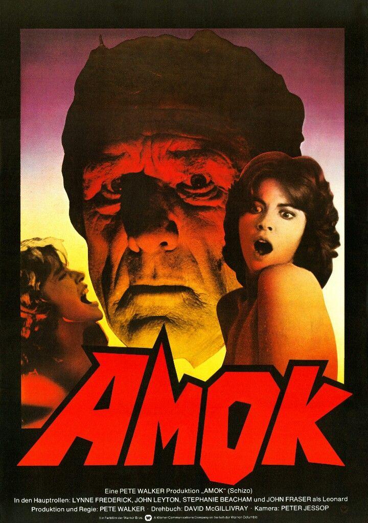 Schizo 1976 horror posters horror movie posters horror