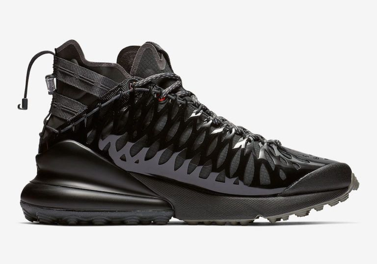 Nike ISPA Air Max 270 SP SOE Black | BQ1918 002