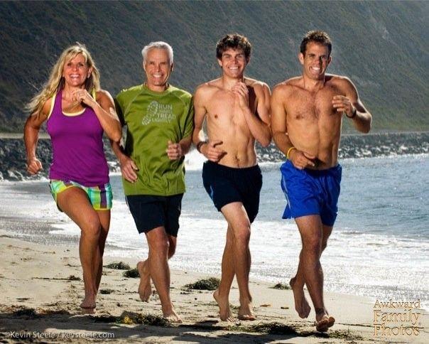 38 Awkward Family Fitness Photos