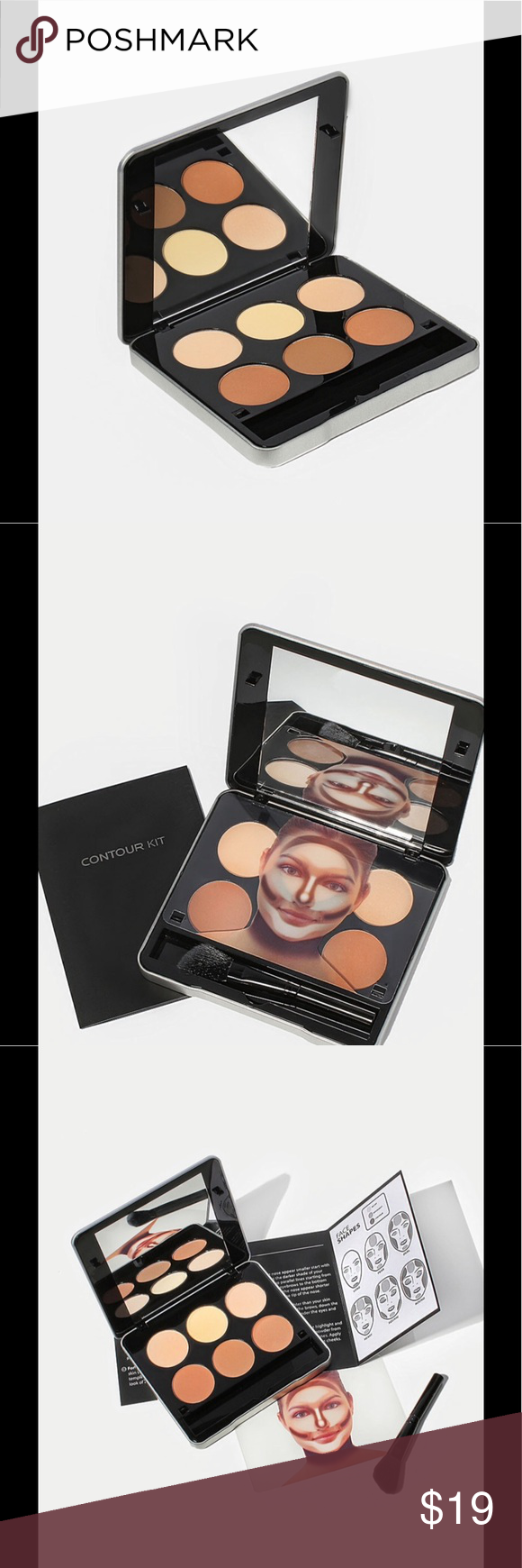 Makeover Essentials Contour Kit This contour kit includes
