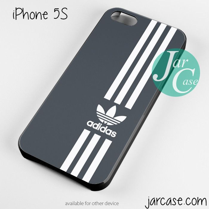 915ccd3d2a black straight adidas Phone case for iPhone 4 4s 5 5c 5s 6 6 plus ...