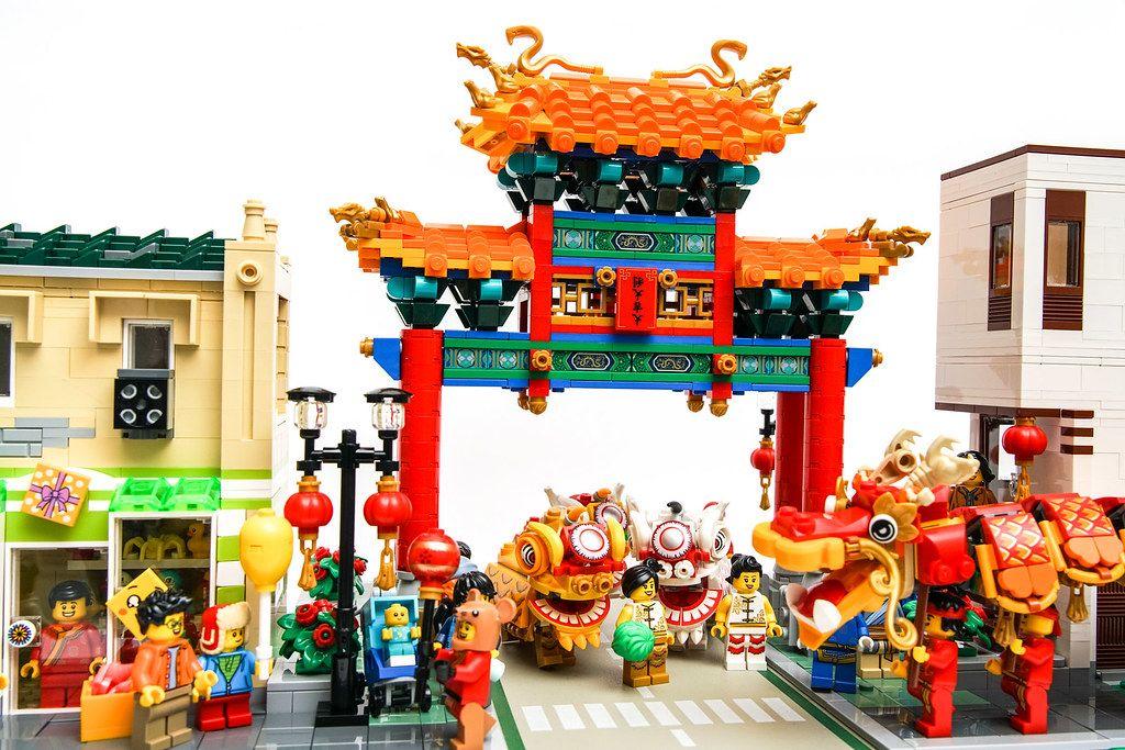 Happy Lunar New Year En 2020 Nouvel An Chinois Joyeux Nouvel
