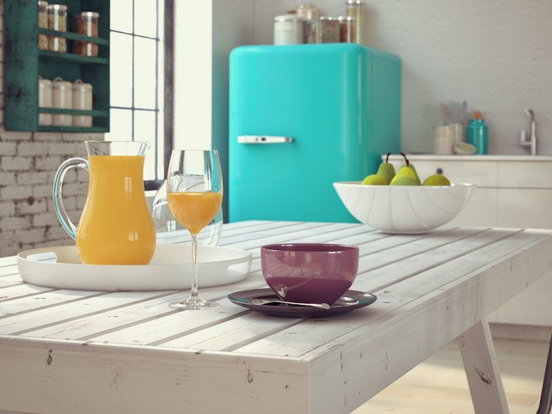 Kühlschrank Bekleben Retro : Küche neu bekleben mystical.brandforesight.co