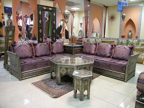 décor arabe | Salon arabe.jpg - Photo Deco Maison - Idées ...