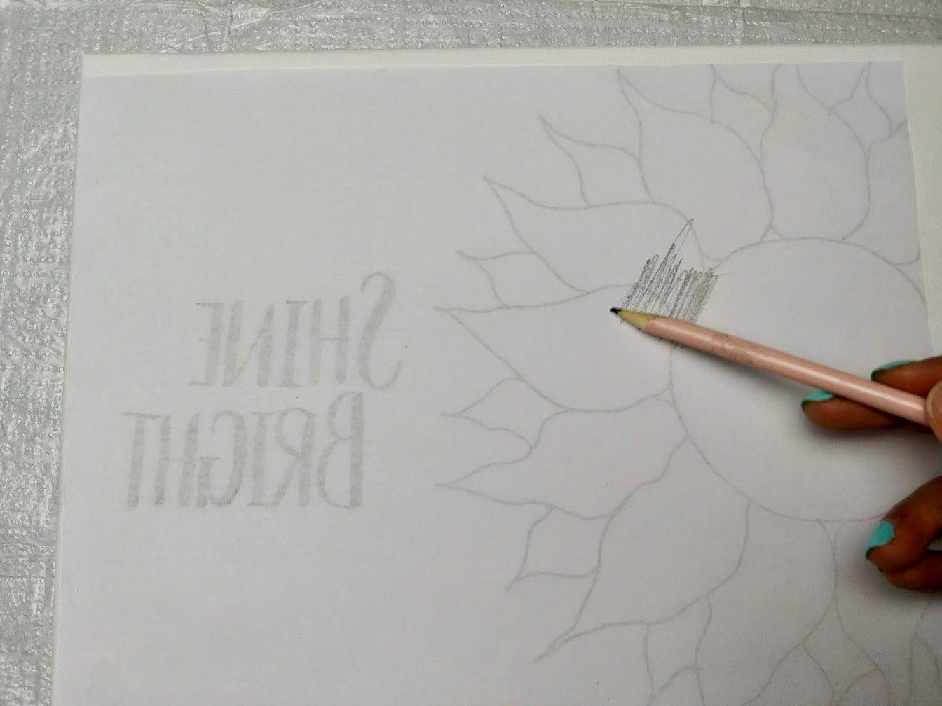 2 Easy Ways To Transfer A Drawing From Paper To Canvas In 2020 Diy Canvas Art Easy Canvas Drawings Canvas Letters