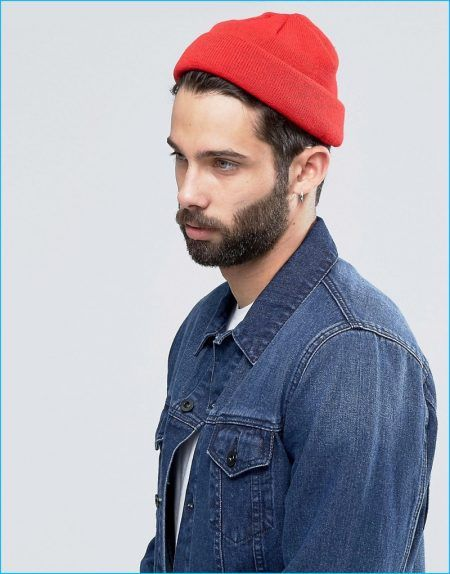 733a0539121e Beanie Weather: 12 Stylish Options from ASOS | fisherman beanie ...