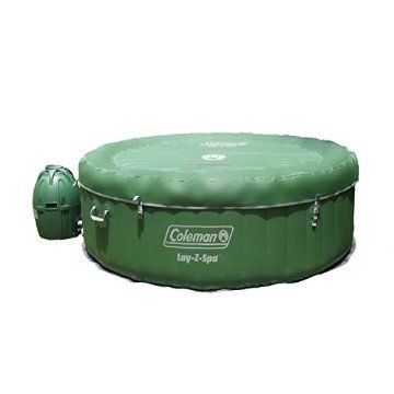 coleman layzspa inflatable hot tub on sale for cyber monday deals