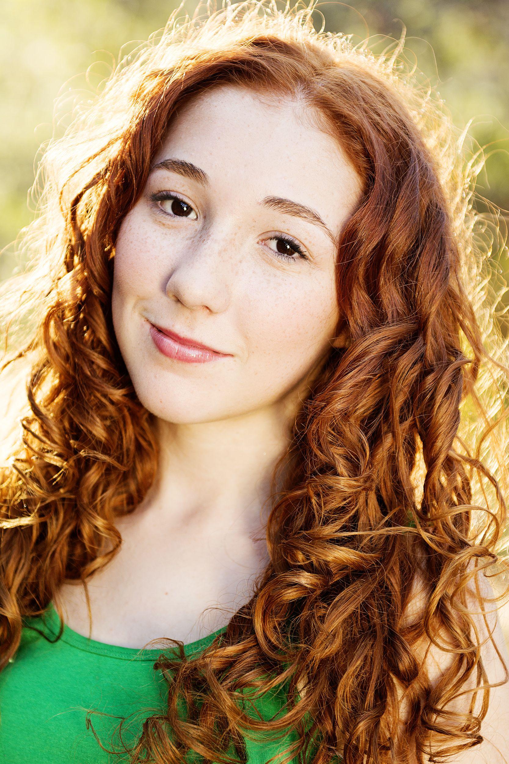 Victoria Jones, Child Actress & Model   Red Hair   Child ...