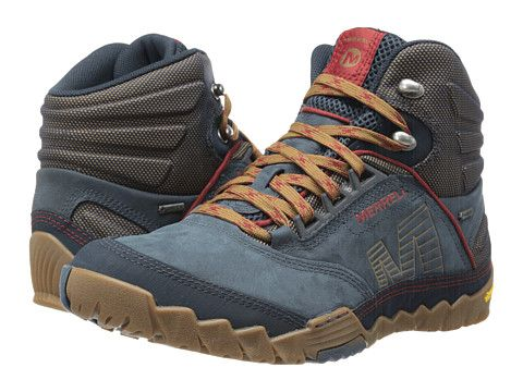 Merrell Annex Mid Gore Texr My Style Shoes Boots