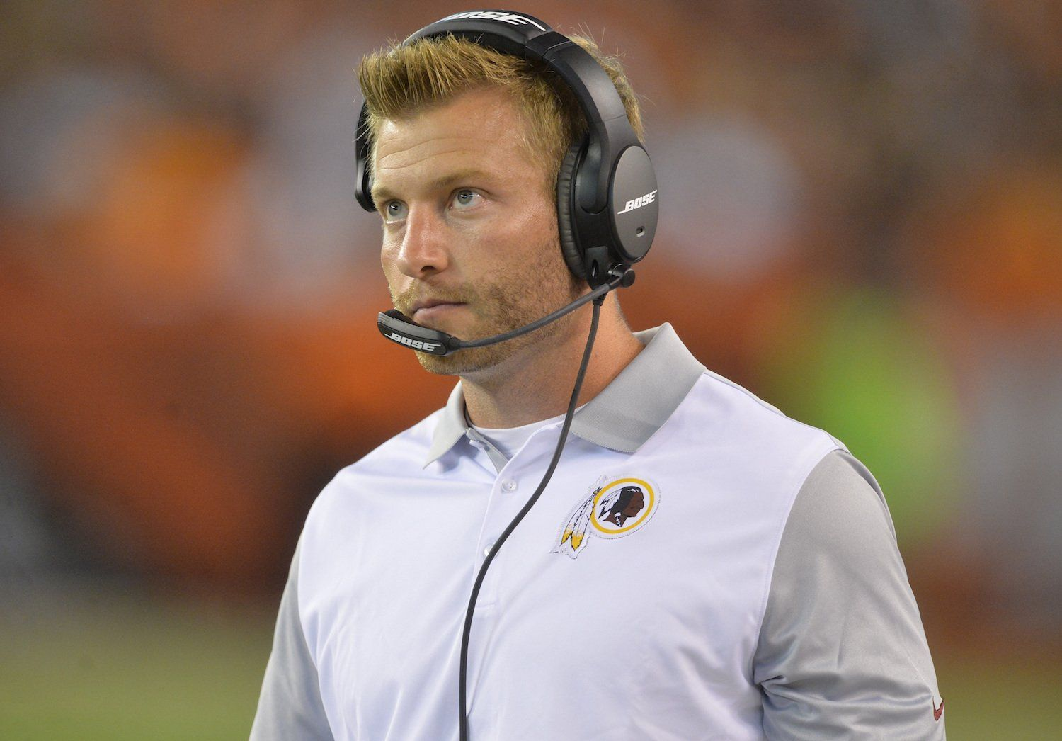 Los Angeles Rams Hire 30 Year Old Sean Mcvay As Head Coach Business Insider Sean Mcvay Nfl Coaches Nfl History