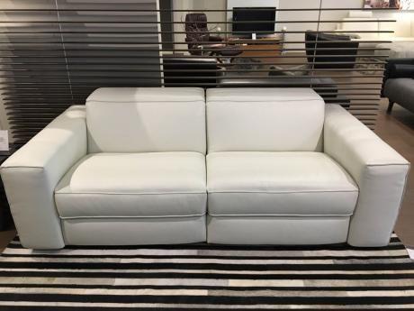 Natuzzi Italia - Brio Elec Rec Sofa 15CZ   Modern Italian Furniture ...