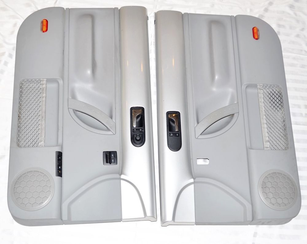 Vw Volkswagen Beetle Bug Power Door Panels Panel 99 00 01 02 03 04 05 06 07 08 Reuse Flatware Tray