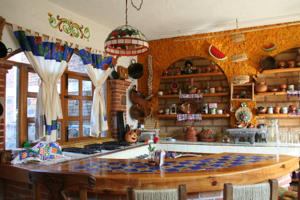 Casas coloniales buscar con google ba os cocina for Decoracion de casas rusticas mexicanas
