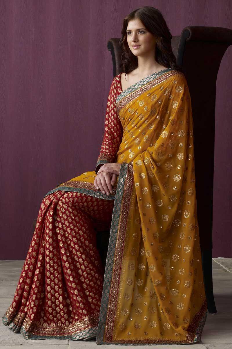 Half saree blouse design half saree  things to wear  pinterest  half saree saree and saris