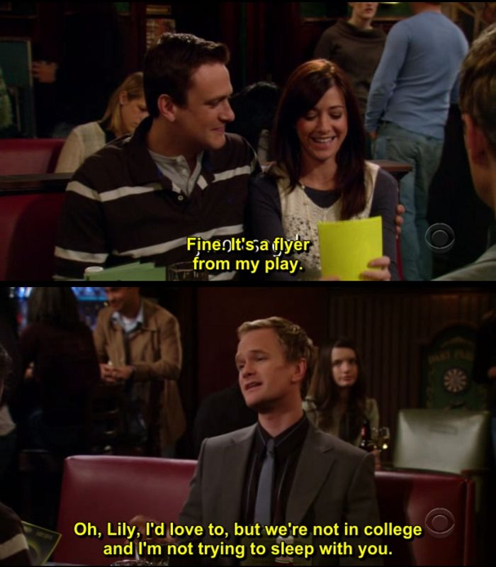 frasi divertenti how i met your mother