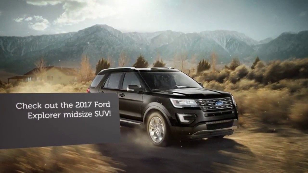 The 2017Ford Explorer from New Albany, IN tops rivals in