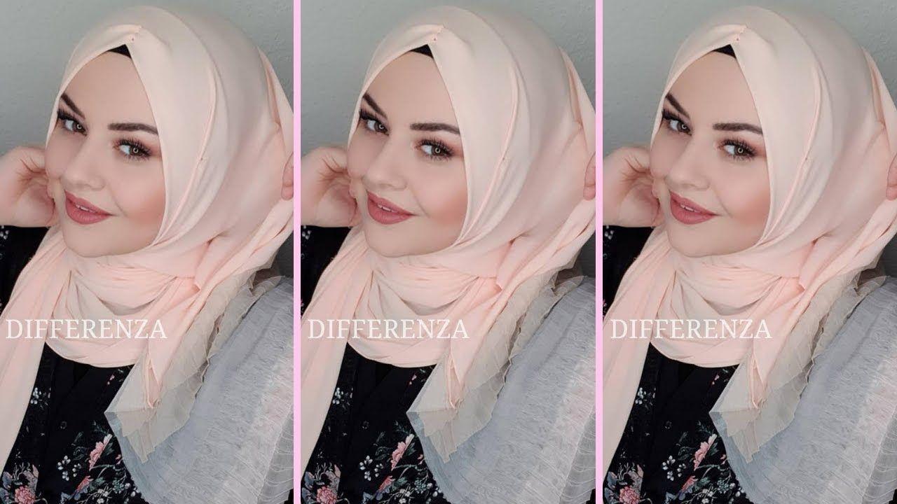 لفات حجاب تركية 2019 Turkish Hijab 6 Hijab Fashion Youtube