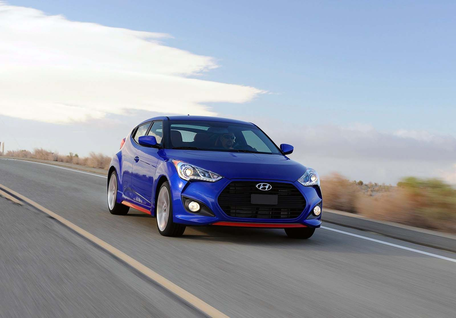 2014 Hyundai Veloster Turbo RSpec Future cars model