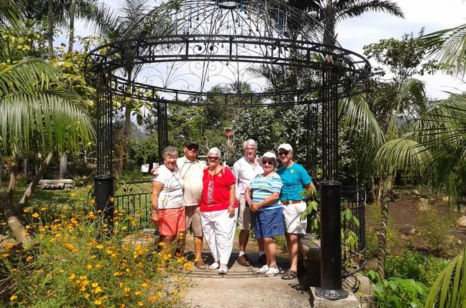 Botanical Garden And Tequila Tasting With Lunch   $45