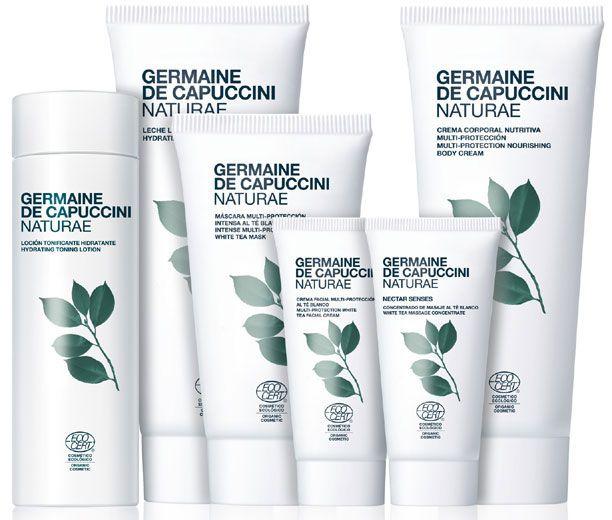 NATURAE: Aporta al rostro una perfecta hidratación y una eficaz acción antioxidante. #GERMAINEDECAPUCCINI