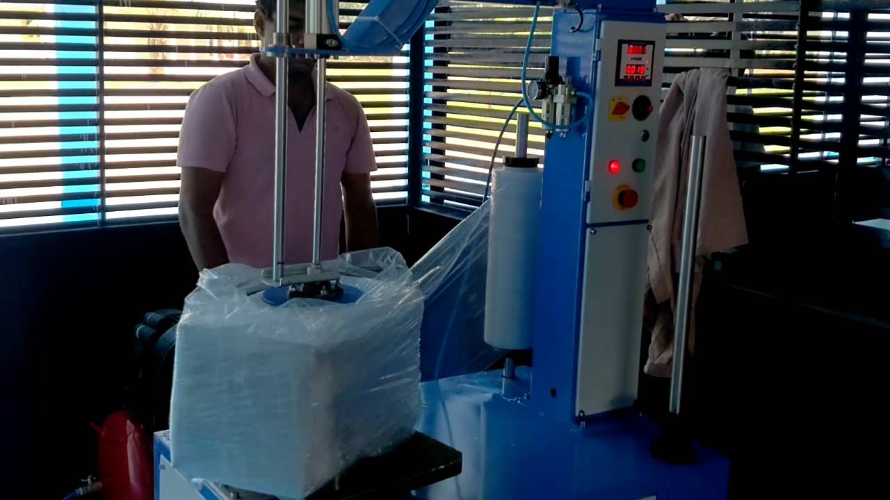 Box Stretch Wrapping Machine Low Price 9447111444 Youtube Wrapping Machine Packing Machine Wraps