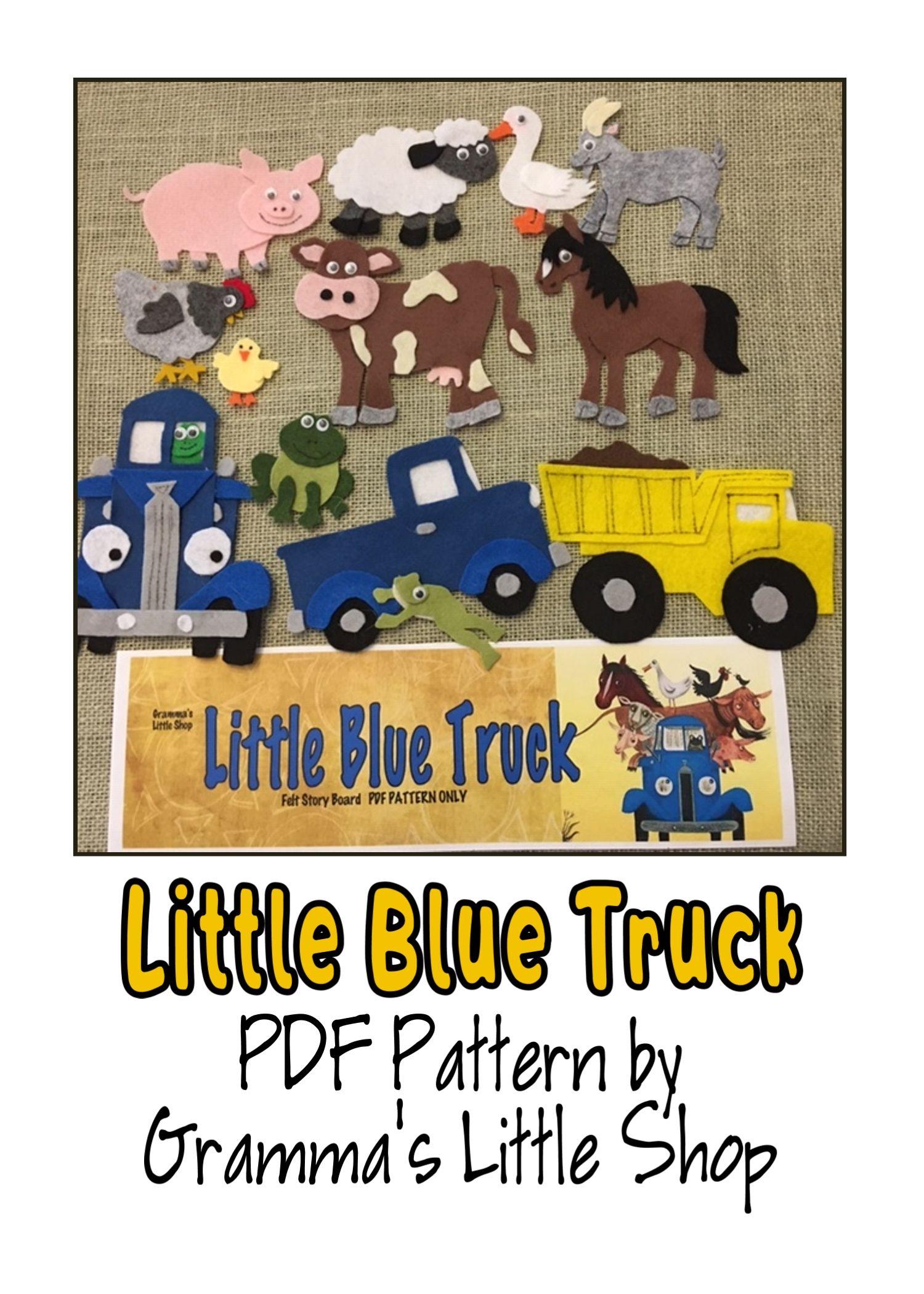 5 Little Ducks Nursery Rhyme Felt Play Art Set Flannel Board Story Storyboard Pieces
